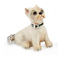 Собака породы Вест хайленд терьер ST574-3