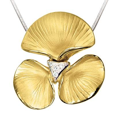 Изделия на заказ Золото 585 пробы АНИТА П-14030