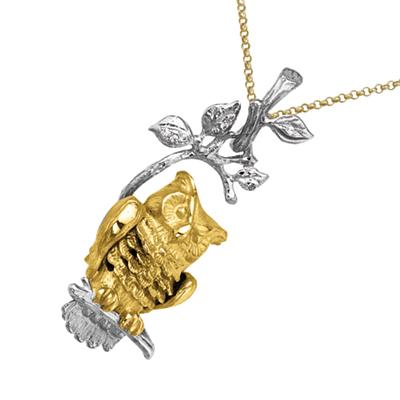 Подвеска из золота КОРОЛЕВАНОЧИ П - 24029