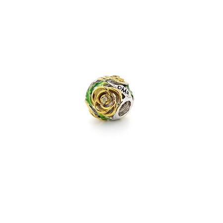 Подвеска-перлина «Королевская роза» 05-0397