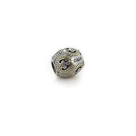 Подвеска-перлина «Золотой орех» 05-0266