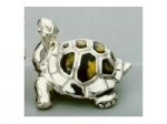 Черепаха малая серебро ST11-2