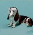 Собака Бассет большой ST21-1