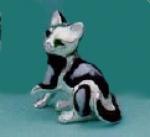 Кошка малая серебро ST28-3