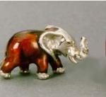 Слон малый серебро ST29-3