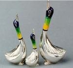 Три Утки серебро ST37