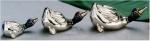 Три Утки серебро ST41