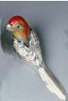 Попугай малый серебро ST45-3