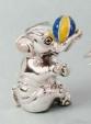 Слон с мячом малый ST88-2