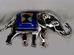 Слон средний серебро ST135-2