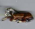 Лошадь малая из серебра ST181-2