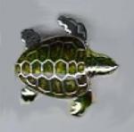 Черепаха малая серебро ST197-3