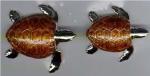 Черепахи серебро ST198
