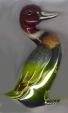 Утка большая серебро ST301-1