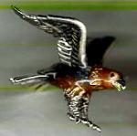 Орел серебро ST293-2