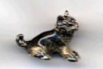 Йоркширский терьер серебро ST463