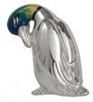 Статуэтка Утка малая серебро ST26-2
