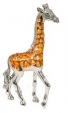 Жираф малый серебро ST68-3