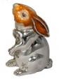 Заяц малый серебро ST131-3