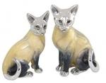 Кошки из серебра ST113