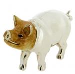 Свинья средняя серебро ST153-2