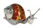 Улитка средняя серебро ST100-2