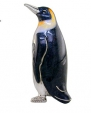 Пингвин большой серебро ST155-1