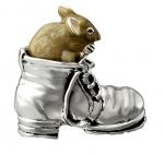 Мышь в ботинке большая ST184-1