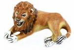 Лев с эмалью ST321-2