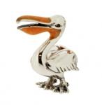 Пеликан маленький ST22-4