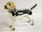 Собака породы Лабрадор серебро ST137