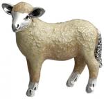Овца малая серебро ST311-2