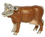 Корова большая серебро ST108B-1