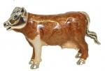 Корова малая серебро ST108B-3