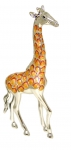 Жираф серебро ST446