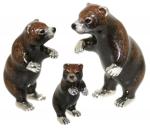 Три медведя Гризли ST451.