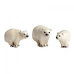 Три белых медведя ST452W