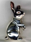 Заяц из серебра ST132-1