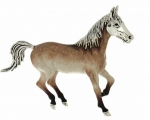 Статуэтка Лошадь серебро эмаль ST401-1