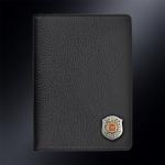 Кожаная визитница МВД РОССИИ на 120 визиток