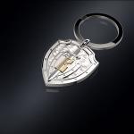 Серебряный брелок ГСН ВЫМПЕЛ (серебро 925 пробы)