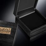 Подарочная упаковка бук/черный