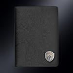 Кожаная обложка для паспорта СК РОССИИ