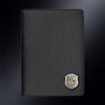 Кожаная обложка для паспорта ВВС РОССИИ