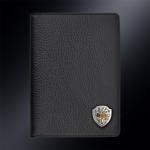 Кожаная обложка для паспорта МЧС РОССИИ