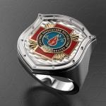 Серебряный перстень Участник ликвидации последствий аварий (ЧАЭС