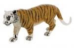 Тигр большой серебро ST309-1