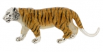 Тигр малый серебро ST309-2