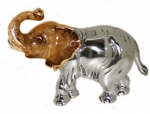 Слон малый серебро ST144-3