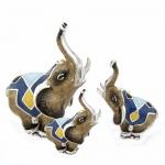 Три Слона серебро ST369